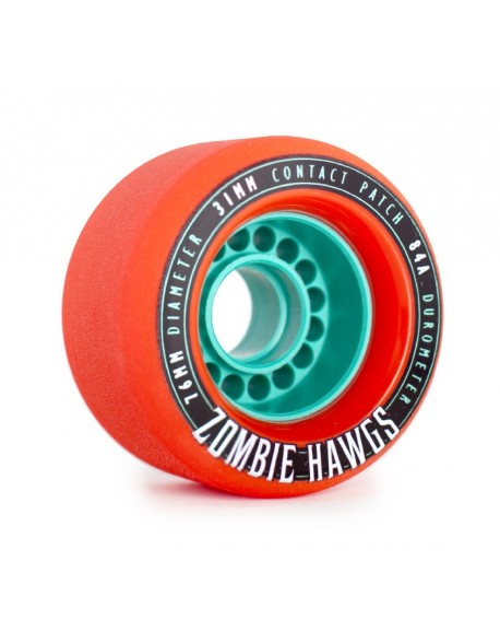 Hawgs Zombie 76mm