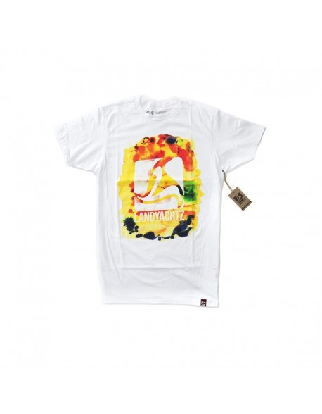 Landyachtz tričko - color logo