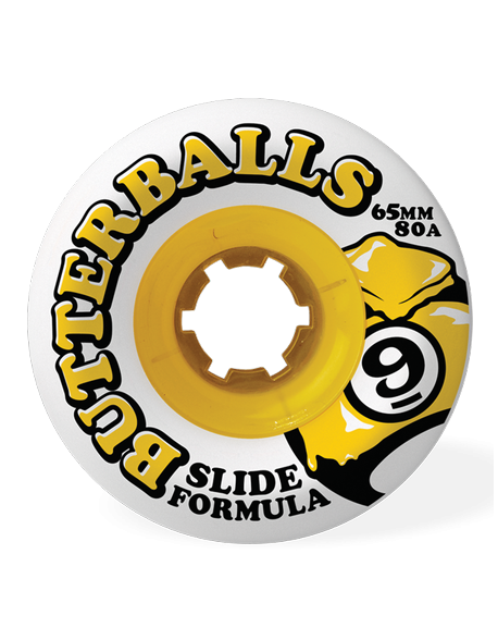 Sector 9 Butterballs 65mm