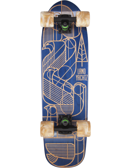 Landyachtz Dinghy - Birds Deco