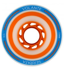 Volante Serrata 72mm 82a