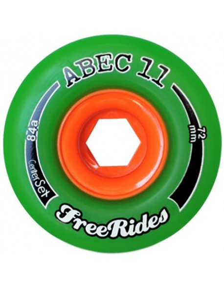 Abec 11 FreeRides CS 72mm