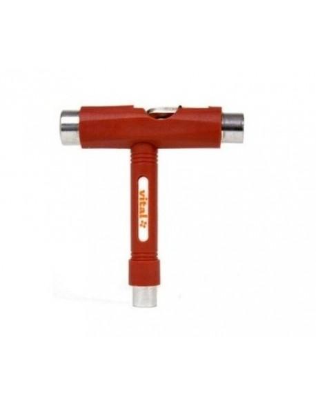 Vital Skate Tool - Red