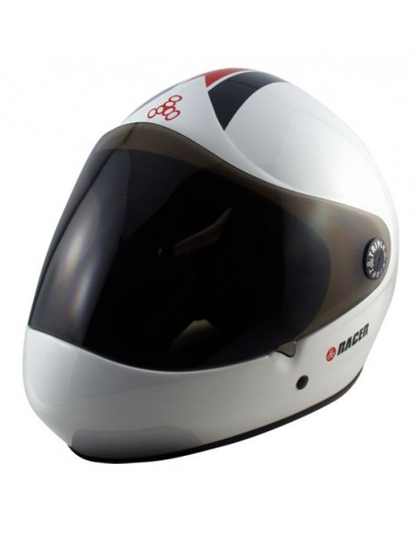 Triple8 Racer DH White