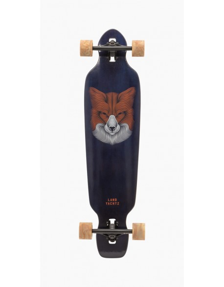 Landyachtz Battle Axe Fox