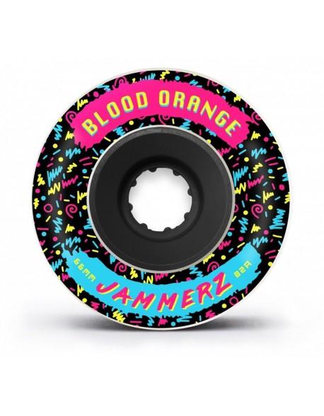 Blood Orange Jammerz 66mm