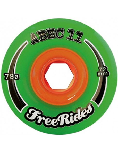 Abec 11 FreeRides 72mm